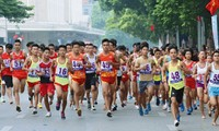 New Hanoi newspaper running competition launched