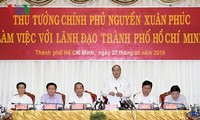Ho Chi Minh City aims for further development