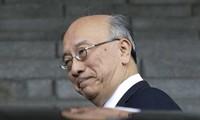 Japan concerns over disputes in East Sea