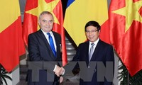 Romania supports peaceful settlement of disputes in the East Sea