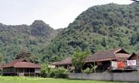 The Nung hamlets in Chi Lang, Lang Son