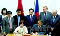 Vietnam, Czech agree on 5-year cooperation plan