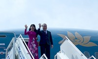 Prime Minister Phuc arrives in Ulan Bator, begins an official visit