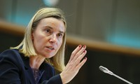 EU urges relevant countries to peacefully resolve East Sea disputes