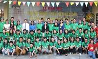 Vietnam summer camp 2016 ends