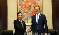 Vietnam strengthens ties with Norway, New Zealand, Canada