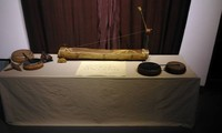 Tracing back traditional musical instruments' uniqueness
