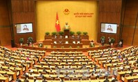 The 1st session of the 14th National Assembly completes its working agenda