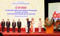Deputy PM Vuong Dinh Hue joins celebration of the 60th anniversary of state reserves sector