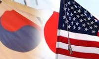 South Korea, Japan, US discuss measures to better handle threats from North Korea