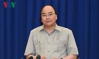 PM Nguyen Xuan Phuc urges Ha Nam province to strengthen urbanization