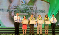 27 journalistic works on environment and natural resources awarded