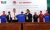 Japanese company to continue sponsoring Vietnam national football team