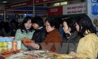 Thai goods week opens in Hanoi
