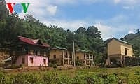 Ka Tăng- a model resettlement hamlet in Quang Tri Province