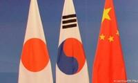 South Korean, Chinese, Japanese foreign ministry officials meet to prepare for a foreign ministers'