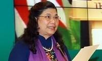 NA Vice Chairwoman Tong Thi Phong pays working visit to Son La