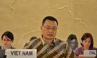 On behalf of ASEAN, Vietnam commits to implement UPR