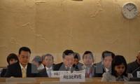 Vietnam introduces its women empowerment achievements at UNHRC session