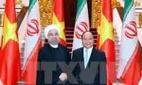 Vietnam, Iran pledge to further bilateral ties