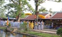 Autumn Keo pagoda festival opens