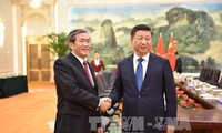 Vietnam, China strengthen ties