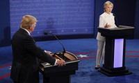 US's 3rd Presidential debate fierce till the last minutes