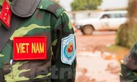 Vietnam improves its participation in UN peacekeeping operations