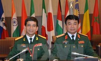 Vietnam attends Francophone's ministerial conference on peacekeeping