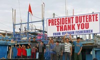 Vietnam praises the Philippines for humanitarian settlement of fisherman issue