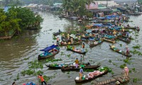 Conference on inter-regional links in the Mekong Delta region convened