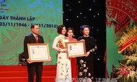 National Assembly Chairwoman at the 70th anniversary of Vietnam Red Cross Society