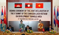 Cooperation in Cambodia-Laos-Vietnam Development Triangle Area