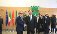 Vietnam, Italy to boost cooperation in culture and industry