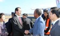 Vietnam, Madagascar agree to tighten cooperation in international forums