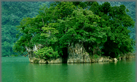 Ba Be National Park, an attraction in Bac Kan
