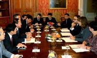 Increasing Vietnam-Czech ICT cooperation