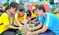 """Voluntary Spring"" campaign launched in Ho Chi Minh City"