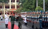 Vietnam, Laos sign defense cooperation plan