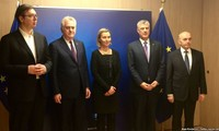 Serbia and Kosovo negotiations ended without results