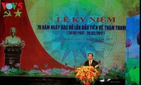 Celebration marks 70th anniversary of President HCM's first visit to Thanh Hoa