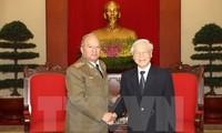 Vietnam, Cuba seek stronger cooperation