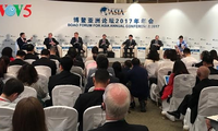 2017 Boao Forum promotes globalization support