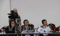 Vietnam participates in a session of the 136th IPU Executive Committee