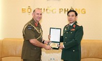 Vietnam, New Zealand boost army cooperation