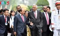 Enhancing Vietnam - Sri Lanka ties