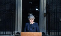 May's decision : UK early election