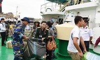 Intersectoral working group visits Truong Sa archipelago