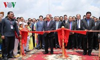 New bridge connecting Vietnam and Cambodia inaugurated