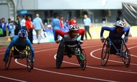 Vietnam, Japan promote sports for disabled people